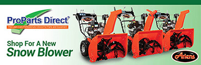 Ariens Snow blower new for 2015