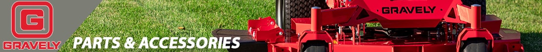 Gravely mower accessories
