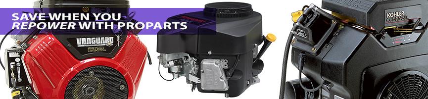 Kohler Kawasaki and Briggs Small Engines - ProPartsDirect