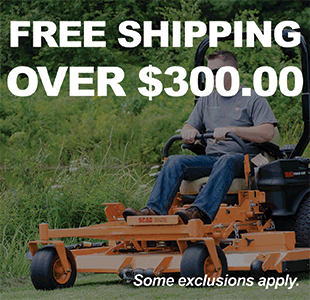 FRee Shipping on orders over $300.00, Some exclusions Apply