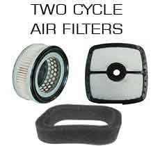 Two Cycle Air Filters