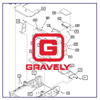 Gravely Parts Diagrams