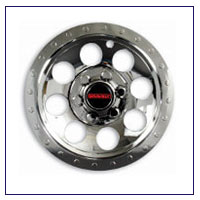 Chrome Wheel Covers