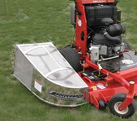 Accelerator Grass Catchers | Aluminum - ProPartsDirect