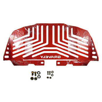 71509700 Gravely ZTX engine guard kit