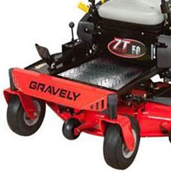 71513500 Gravely ZT Floor Pan Mat