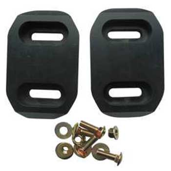Non Abrasive Skid Shoe Kit 72603100