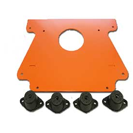 Gravely Suspension Seat Kit 79214700