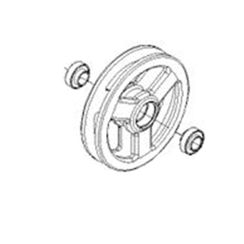 Wheel Tensioner Assembly 104-6123
