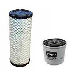 TX 525, 50 Hour Filter Kit 136-4772