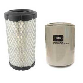 TX 427,  50 Hour Filter Kit 136-4774