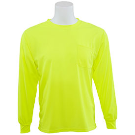 Birdseye Mesh Long Sleeve Shirt 64026E