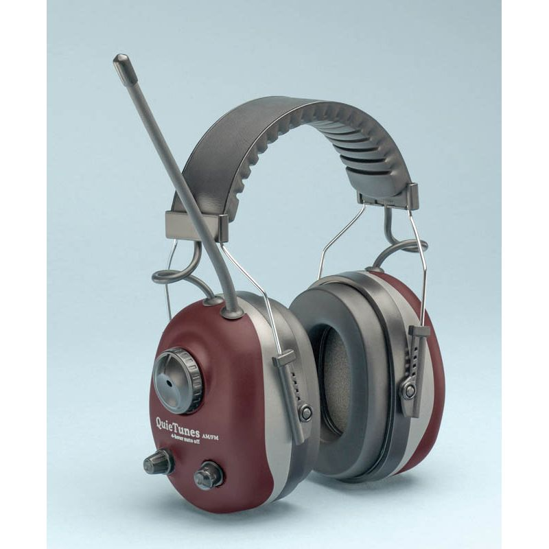 Quietunes Ear Muff with AM/FM Radio COM-660