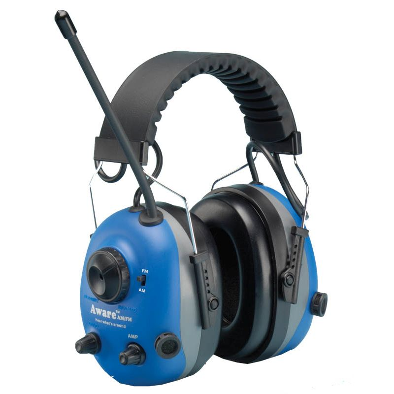 Aware Radio Earmuff COM680