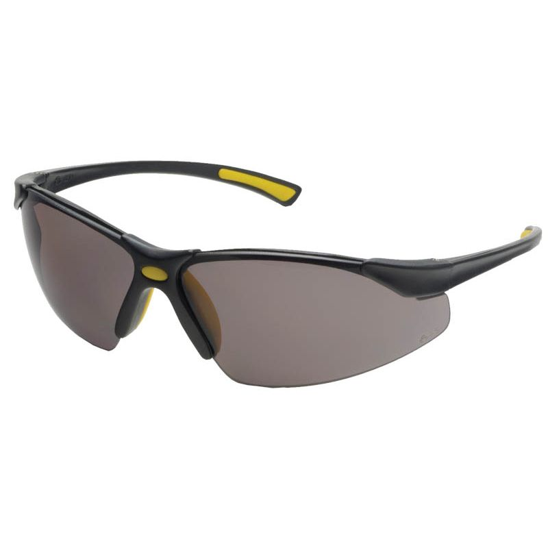 Elite Gray Safety Glasses SG200G