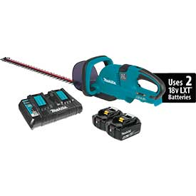 "18V X2 25‑1/2"" Hedge Trimmer Kit"