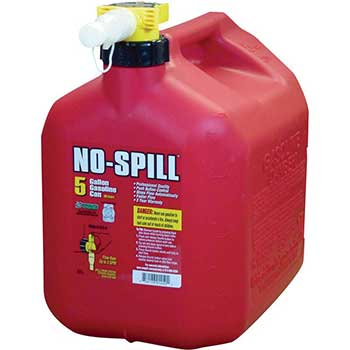 No Spill gas can 5 Gallon 765-104