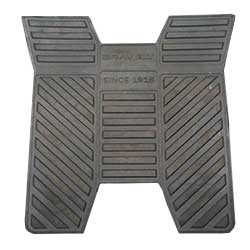 Gravely 04751400 Floor Mat- Rubber
