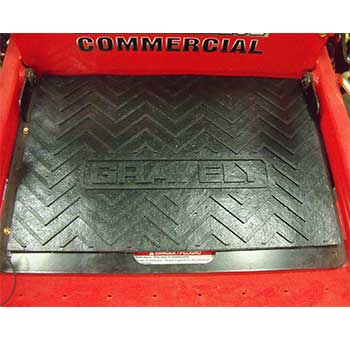 Gravely Pro-Turn Floor Pan Mat 79105100