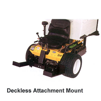 Deckless Aerator Mount 15W