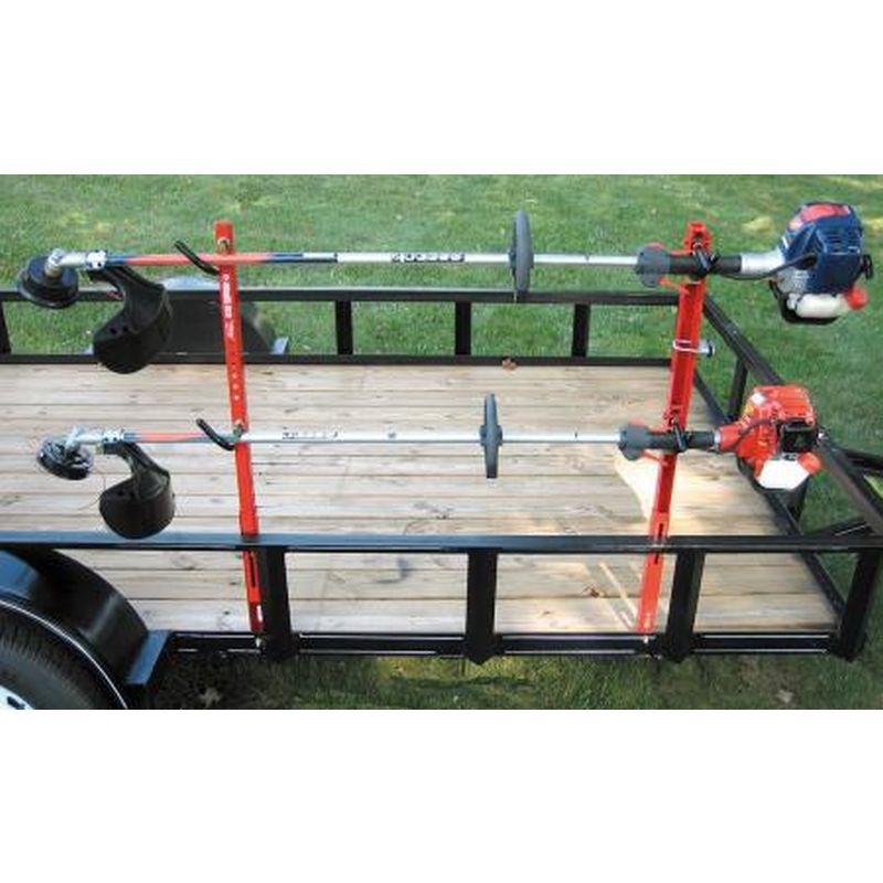 Trimmer Rack 2 Trimmers Jungle Jim 860-2TR 2TR