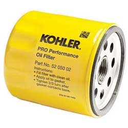 OEM Kohler Oil Filter 52-050-02-S