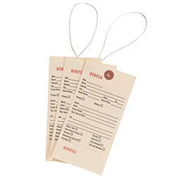 Service Tags 10-002