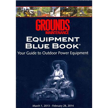 2016 Outdoor Power Equipment Blue Book 52-045