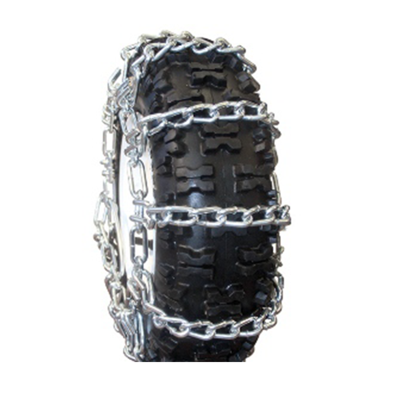 how to make tire chains for tractor