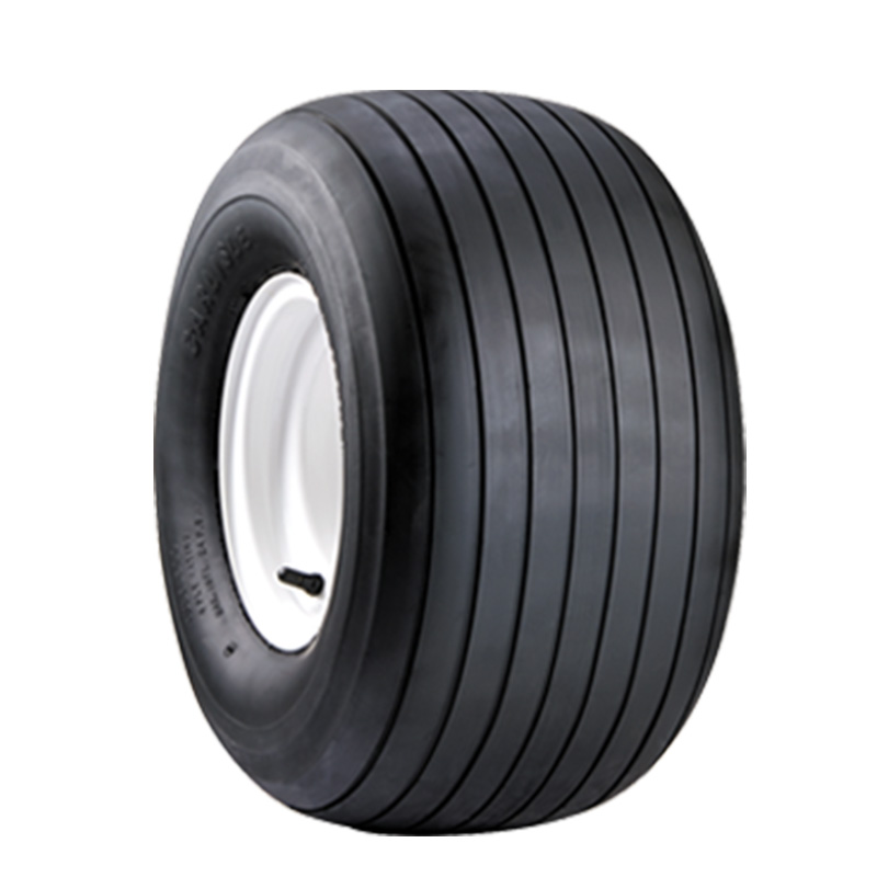 Ribbed Tire 11 x 4.00-4