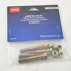 Auger Shear Bolt Kit 133-2576