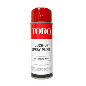 Toro Red Spray Paint 361-10