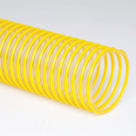"4"" x 50' FLEX-TUBE PU 3493040050"