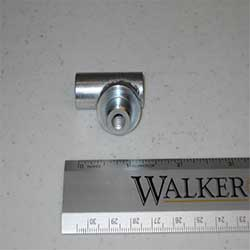 Walker 5463-2 Steering Lever Actuator (Clear Zinc)