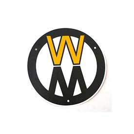 Walker 5800-11 (Nr) Decal, Walker Round 8""