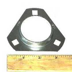 Walker I120 Bearing Flange (656589) Snbl/Broom