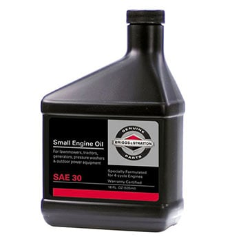 Oil 4 Cycle 30W 18 oz. 100005