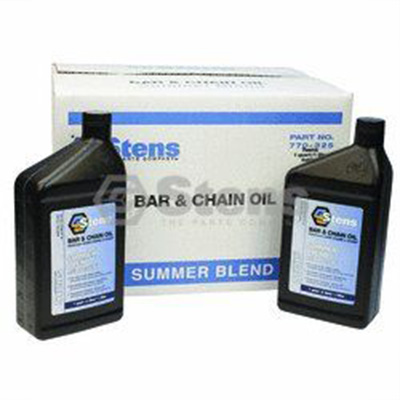 stens,BAR AND CHAIN OIL QUART,770325