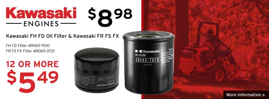 Click Here to view Kawasaki Engine Oil