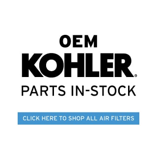 OEM Kohler Air Filters In-Stock
