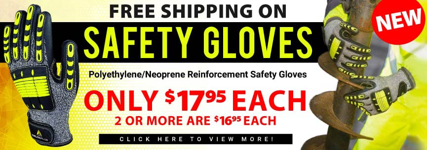 Safety Gloves at a low Price