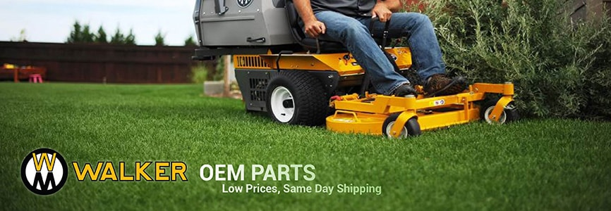Walker Mower parts at low prices and same day shipping