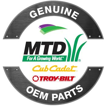 Upper Genuine OEM MTD 749-05084A-0637 Lawn Mower Handle