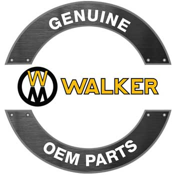 Walker 4024-3 Oil Reservoir Mount/Lh