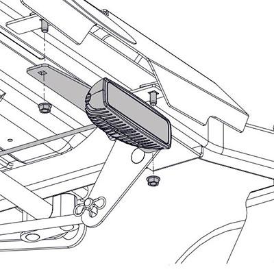 Led Headlight Kit Ariens X Ikon 71514100 Propartsdirect