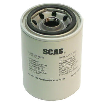 How To Check Transmission Oil >> Scag Scag Hydro Filter 48758 - ProPartsDirect