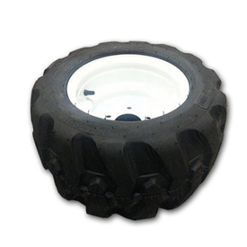 LH Wheel & Tire Assembly